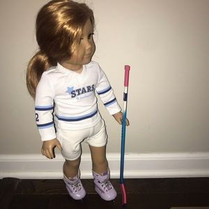 American Girl Other - American Girl Doll Hockey Outfit